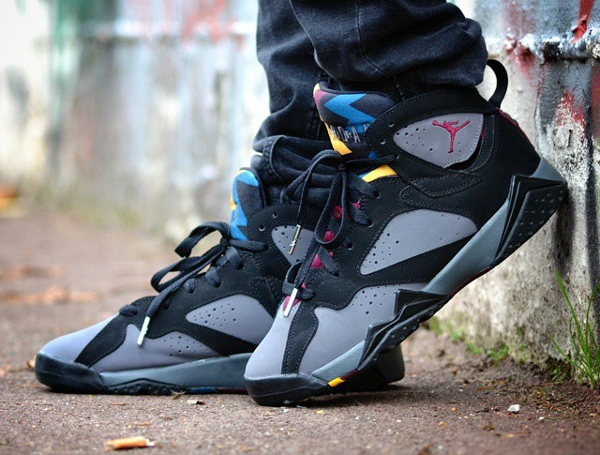 Air Jordan 7 Bordeaux - houdelaly-1