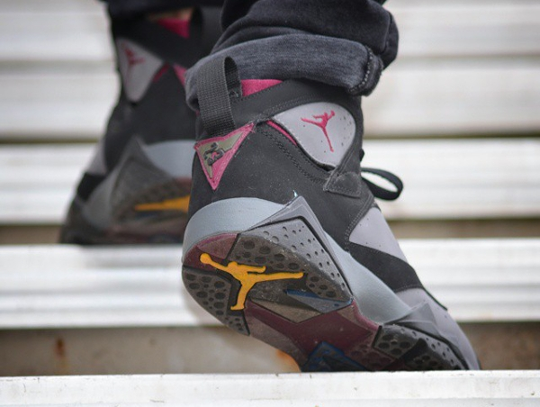 Air Jordan 7 Bordeaux - houdelaly