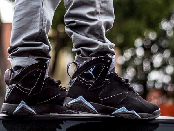 Air Jordan 7 Chambray - Dips