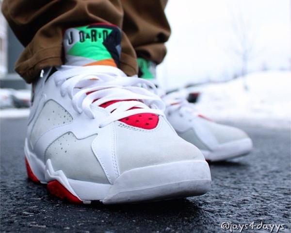 Air Jordan 7 Hare - Jays4dayys