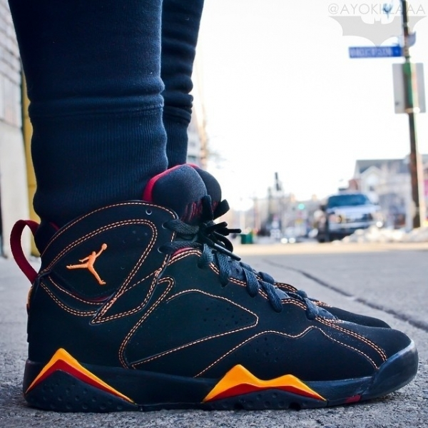 Air Jordan 7 Retro Citrus - Ayokillaaa