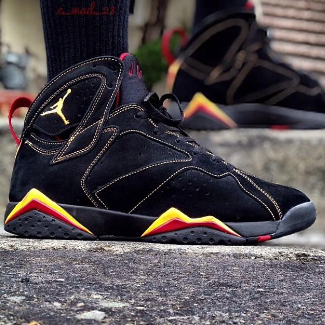 2d1e71a837993e Comment porter la Air Jordan 7 Retro Sneakers-actus.