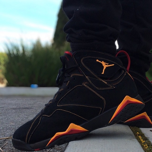 Air Jordan 7 Retro Citrus - E_mad_23