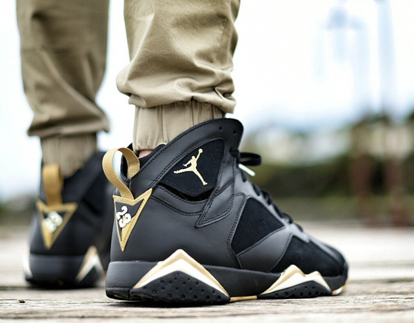 Air Jordan 7 Retro Golden Moment - Air_ronnie