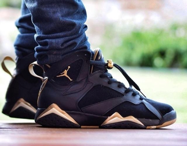 Air Jordan 7 Retro Golden Moment - Malishoes1