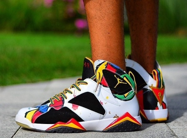 Air Jordan 7 Retro Miro - Ricky_rich25