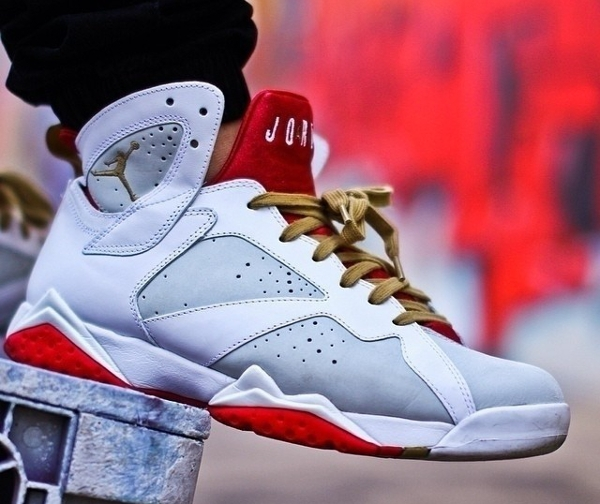 Air Jordan 7 Retro Year Of The Rabbit - Benzino8