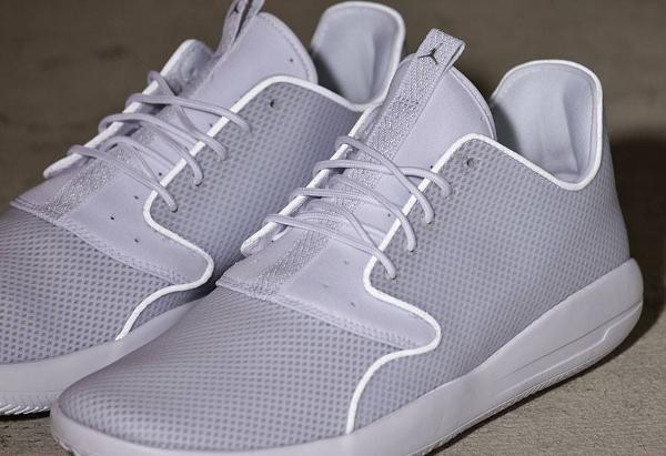 Air Jordan Eclipse 'White/Metallic Silver'