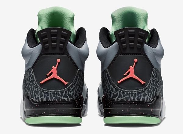 Air Jordan Son Of Mars Low Cool Grey Light Poison Green (1)