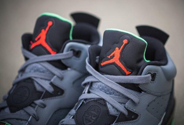 Air Jordan Son Of Mars Low Cool Grey Light Poison Green (6)