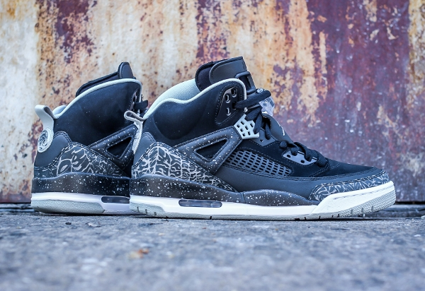 Air Jordan Spizike 'Oreo' (2)