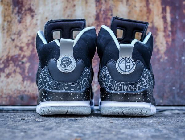 Air Jordan Spizike 'Oreo' (4)