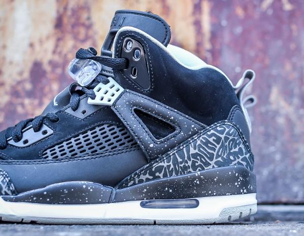 Air Jordan Spizike 'Oreo' (5)