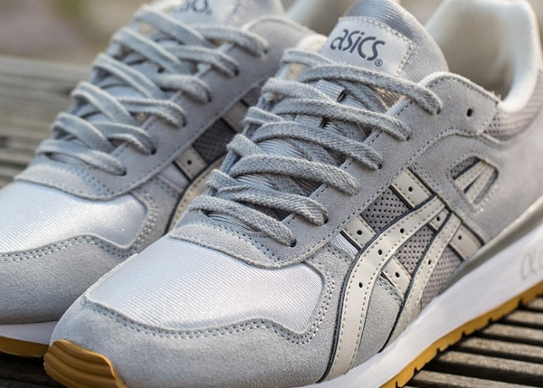 Asics GT II Light Grey Summer Grey Mesh  (1)