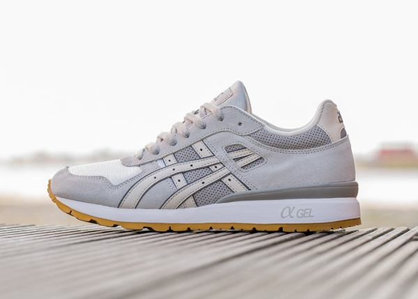 Asics GT II Light Grey Summer Grey Mesh  (2)