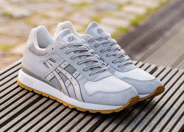 Asics GT II Light Grey Summer Grey Mesh  (3)