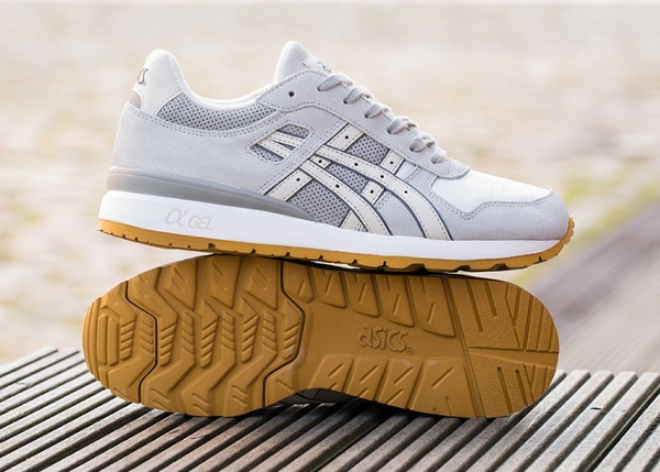 Asics GT II Light Grey Summer Grey Mesh  (5)