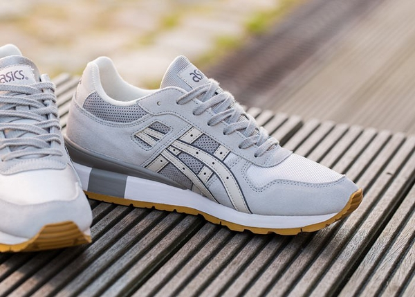Asics GT II Light Grey Summer Grey Mesh  (6)