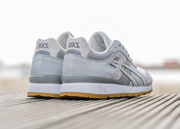 Asics GT II Light Grey Summer Grey Mesh  (7)