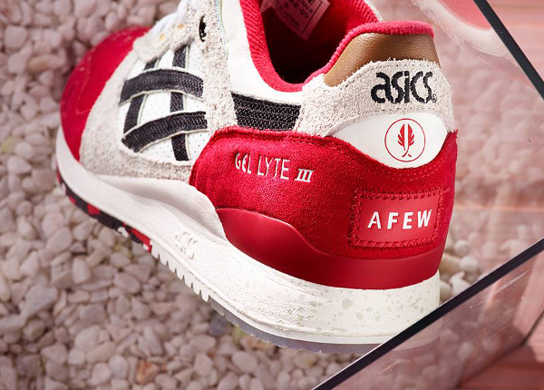 Asics Gel Lyte 3 25th anniversary Koi par Afew (6)