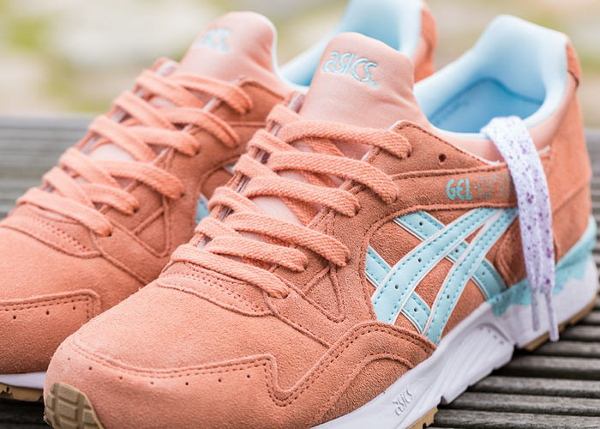 Asics Gel Lyte V Coral Reef Clear Water (1)