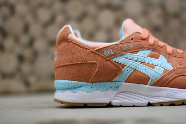 Asics Gel Lyte V Coral Reef Clear Water (4)