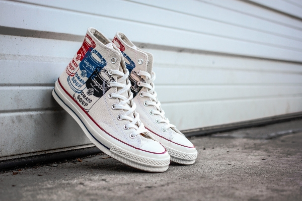 Converse All Star x Warhol Campbell's Soup (2)