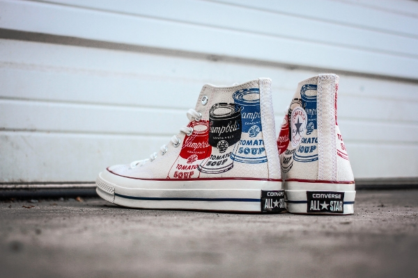 Converse All Star x Warhol Campbell's Soup (3)