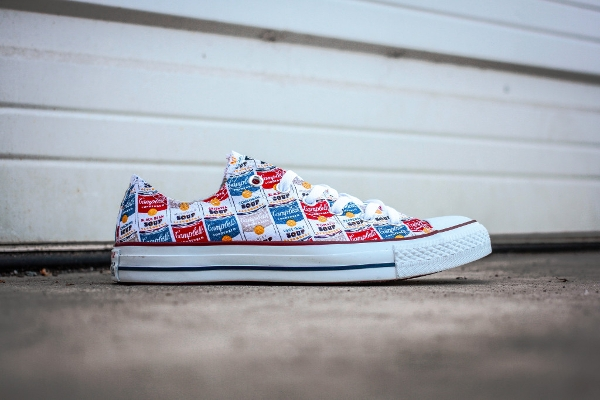 Converse All Star x Warhol Campbell's Soup (4)