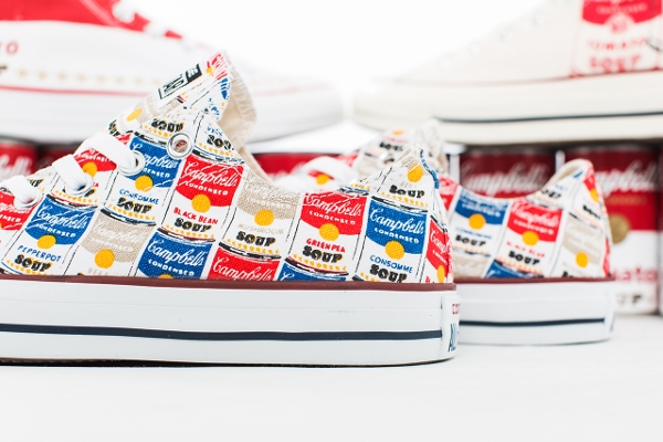 Converse Chuck Taylor x Warhol Campbells Tomato Soup (2)