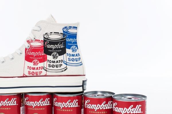 Converse Chuck Taylor x Warhol Campbells Tomato Soup (3)