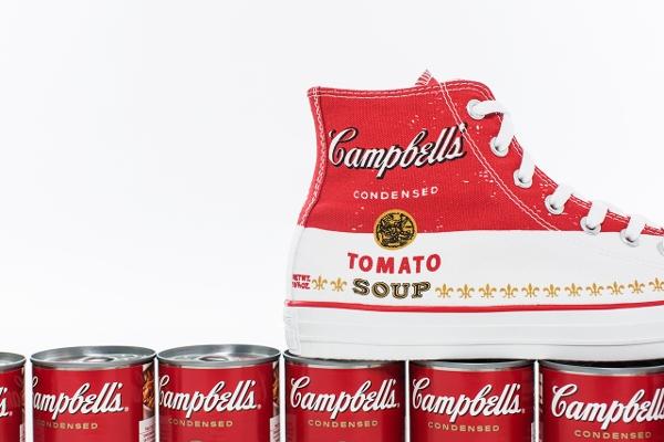 Converse Chuck Taylor x Warhol Campbells Tomato Soup (4)