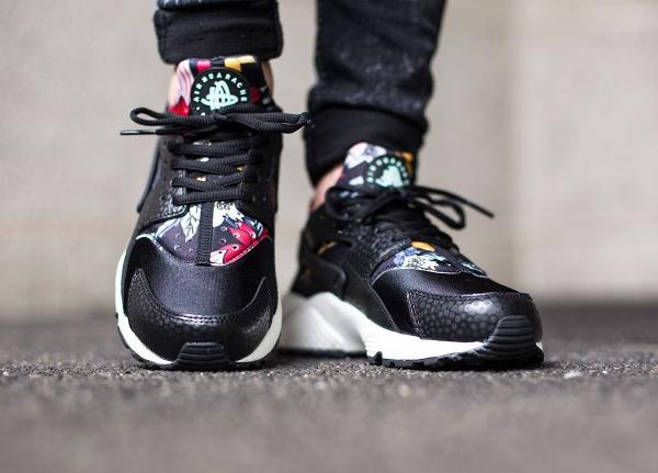 Nike Air Huarache Aloha Black Artisan Teal (4)