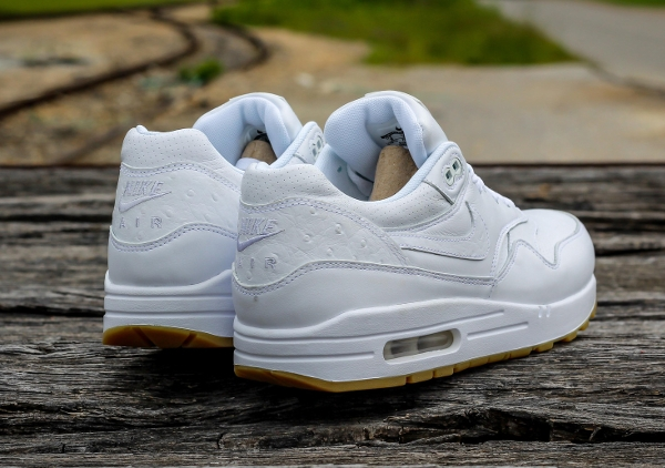best service 755e2 21886 low cost nike air max 1 premium leather pa white gum 3 63897 c4d47