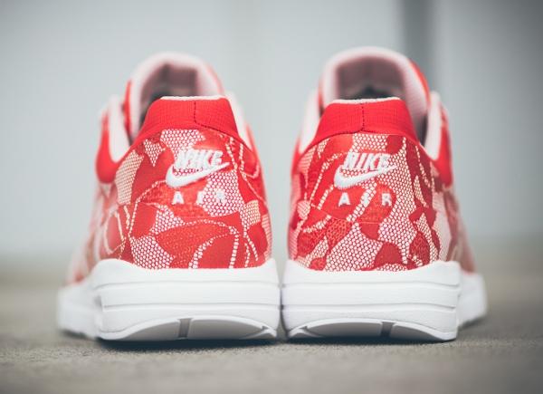 Nike Air Max 1 Ultra SP Bright Crimson Lace (3)