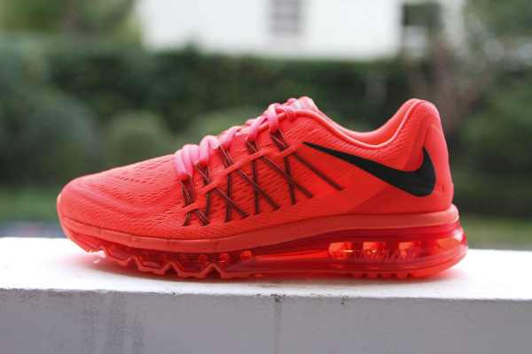 Nike Air Max 2015 Anniversary Pack Bright Crimson (1)