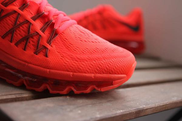 Nike Air Max 2015 Anniversary Pack Bright Crimson (2)