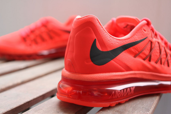 Nike Air Max 2015 Anniversary Pack Bright Crimson (3)