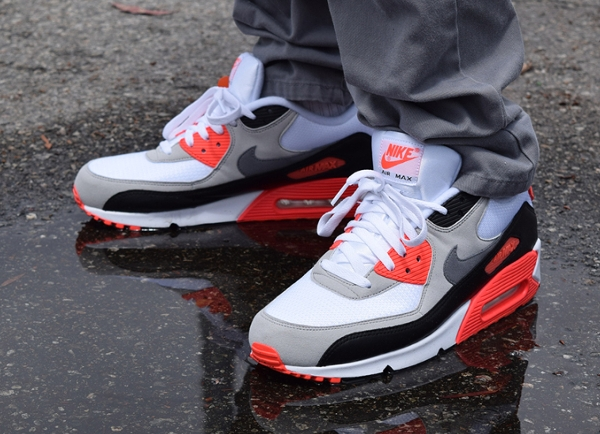 air max 90 homme orange
