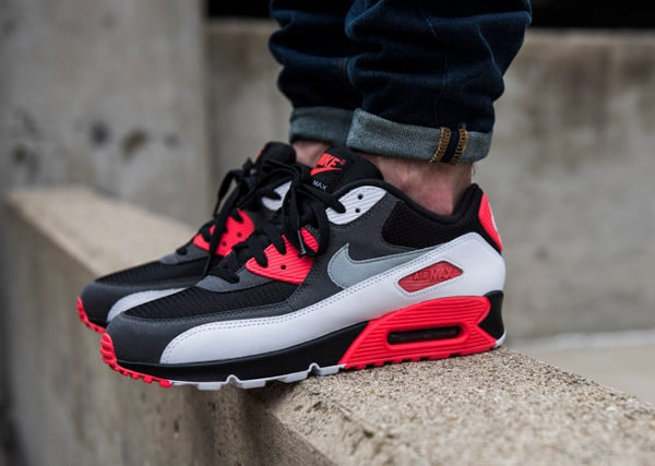 Reverse Infrared Sneakers Nike Og Air Max 90 xPwPAIqX