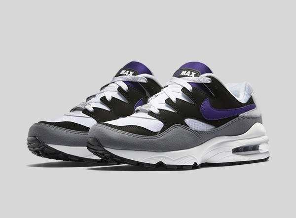 Nike Air Max 94 OG Court Purple Retro 2015