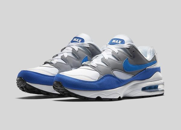 Nike Air Max 94 Photo Blue Retro 2015