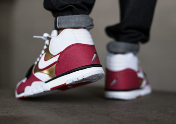Nike Air Trainer 1 Mid Jerry Rice Bricklayer (briques & truelles) (2)