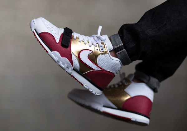 Nike Air Trainer 1 Mid Jerry Rice Bricklayer (briques & truelles) (3)