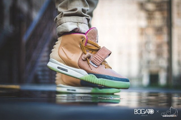 Nike Air Yeezy 2 Net - Maggigad (2)