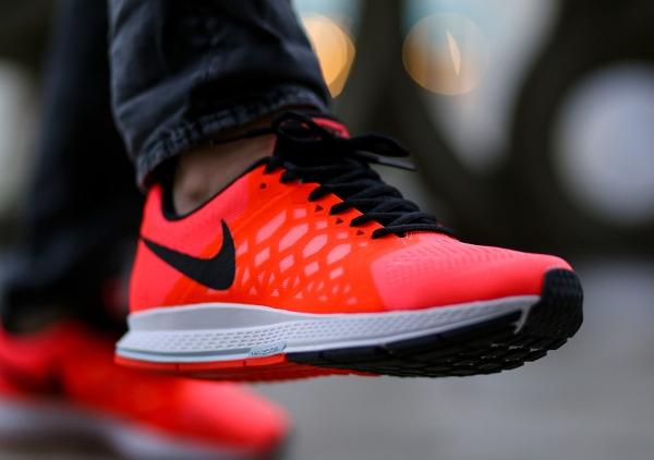 Nike Air Zoom Pegasus 31 Hot Lava Bright Crimson (3)