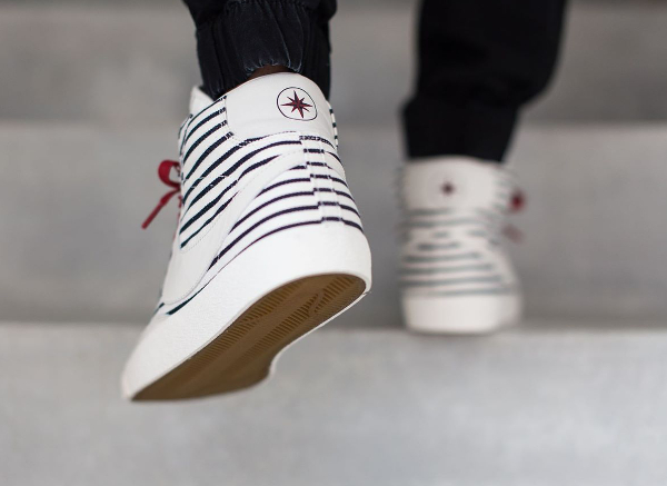 Nike Blazer Mid Pinstripes PRM VTNG QS (rayures) (2)