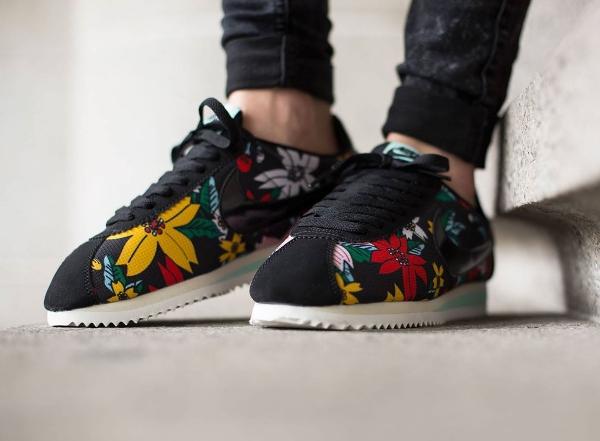 Nike Cortez Aloha Black Artisan Teal (4)