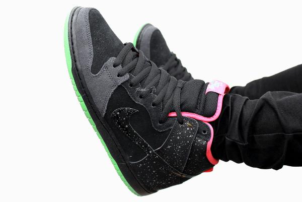 Nike Dunk High x Concepts Northen Lites - Nicholas Fung