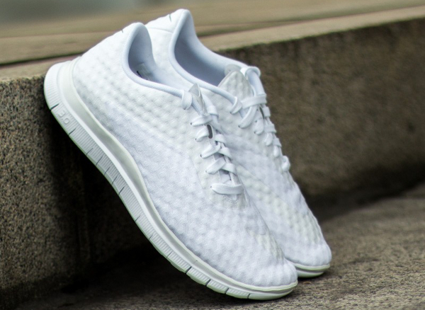 Nike Free Hypervenom Low 3M White (2-1)